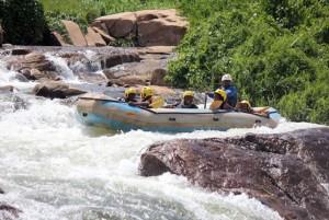 site rafting