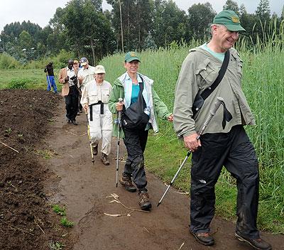 Rwanda Cultural Walks
