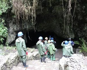 Musanze-cave