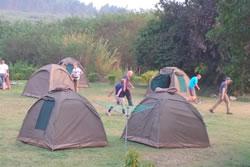 Camping Tours in Uganda